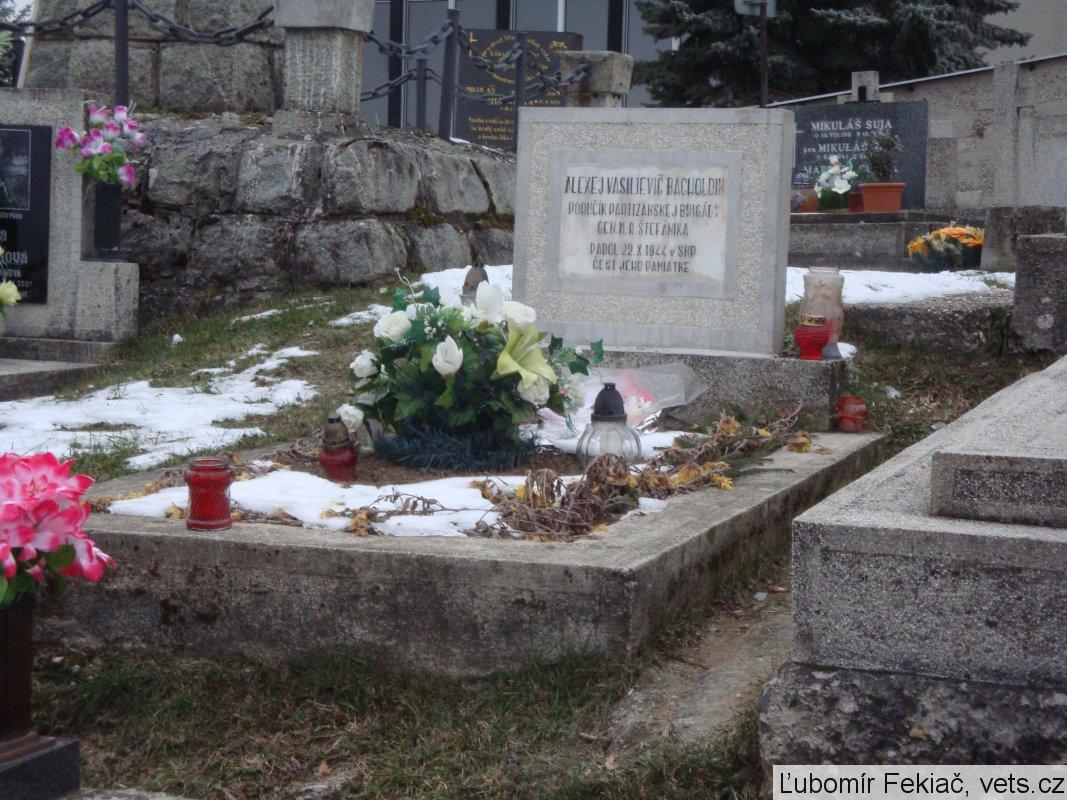 Za hrdinami minulosti – Mohyla a vojnové hroby